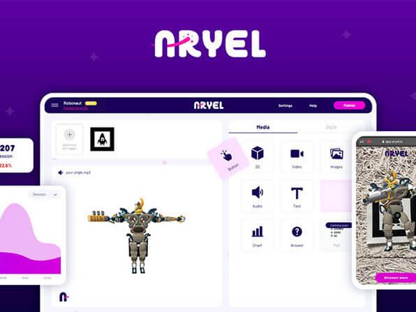 Aryel AR Marketing Platform: Lifetime Subscription