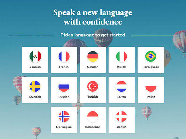 Babbel Language Learning: Lifetime Subscription for All Languages: 2-Pack