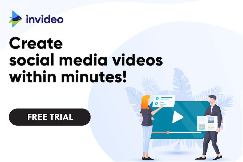 inVideo for Create Professional Video Marketing
